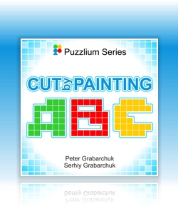 Cut by Painting ABC (Puzzlium Book 2)