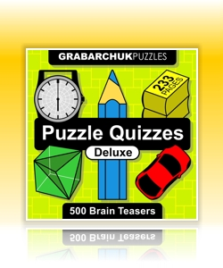 Puzzle Quizzes for Kindle