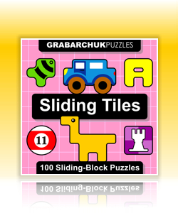 Sliding Tiles for Kindle