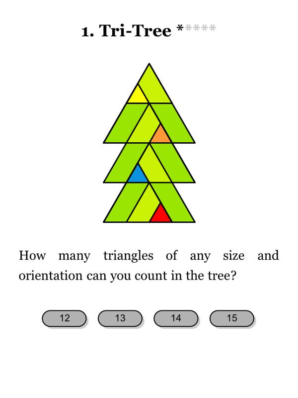 Grabarchuk Puzzles - Books - Puzzlebook: 12 Christmas Puzzle Quizzes